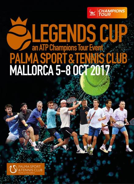 La Legends Cup au Palma Sport & Tennis Club