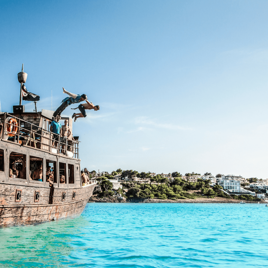 Pirate Boat Mallorca