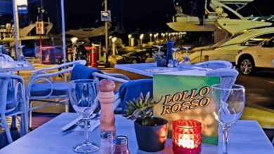 Photo of Lollo Rosso, un restaurant italien de qualité à Puerto Portals