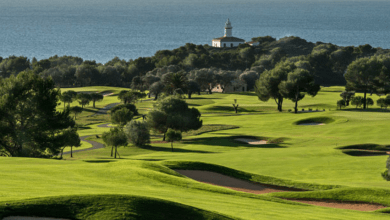 Photo of Les terrains de golf de Majorque