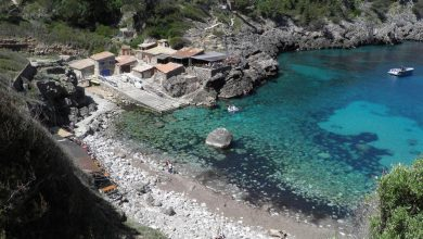 Photo of La Cala Déia à Majorque