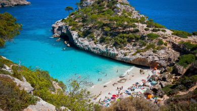 Photo of La plage de Es Calo des Moro, une piscine naturelle