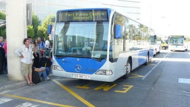 bus aeroport palma