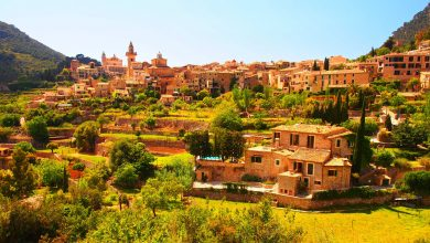 Photo of Le village de Valldemossa à Majorque