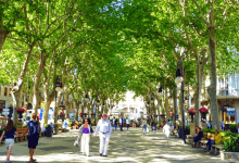 Photo of Le Paseo del Borne à Palma