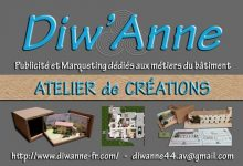 Photo of Diw'Anne, dessinatrice et maquettiste