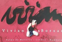 Photo of Vivian Borsani, Une artiste peintre au talent lumineux